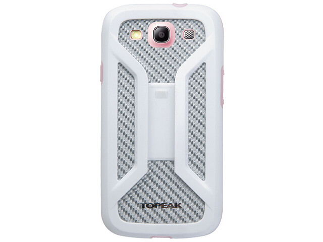 Topeak RideCase Samsung Galaxy S3 with holder pink